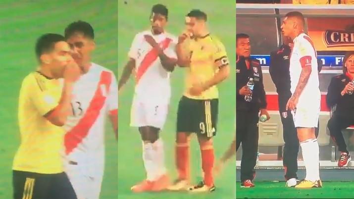 秘鲁大将承认与哥伦比亚踢默契球 联手做掉智利!