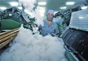 清河链式创新羊绒产业二次技术革命
