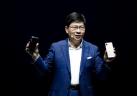 余承东:全球手机厂商只剩3家 未来中国手机商会