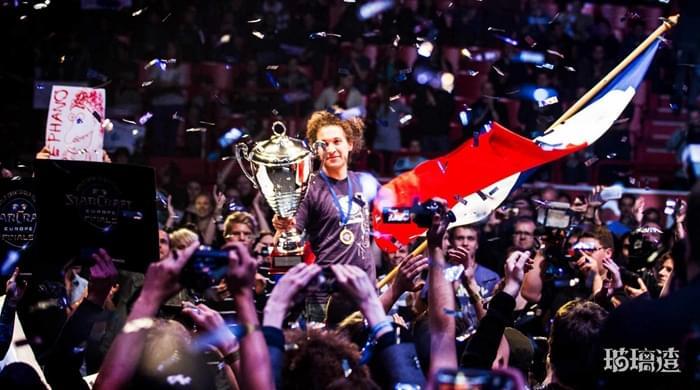 Stephano是2012 BWC 欧洲区冠军