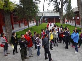 """吉林省""""双节""""旅游收入103.61亿元 长春42.85亿元"""