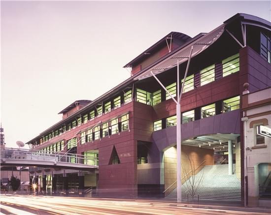 悉尼科技大学建筑与设计学院大楼