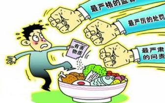 三门峡市食药监局:2批次食品抽检不合格