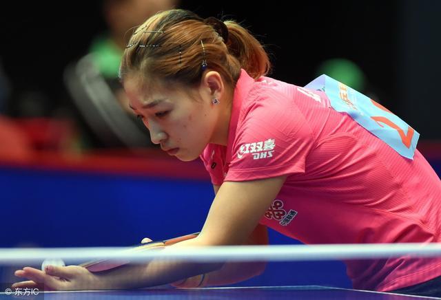 乒乓球卡塔尔赛-没悬念?刘诗雯或4-0横扫石川佳纯!
