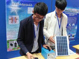 宜昌大学生与武大及华科团队同台竞技 勇夺一等奖