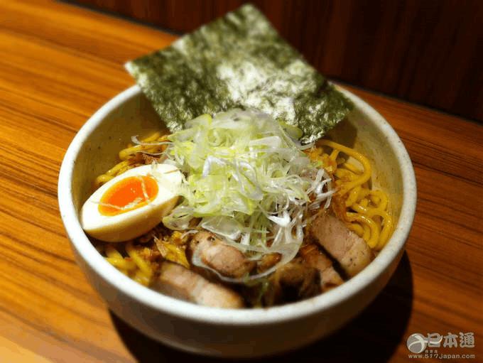 日本美食达人推荐!东京十大拌面