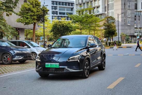 造车新势力首张新能源车牌落地 小鹏汽车G3年内上市