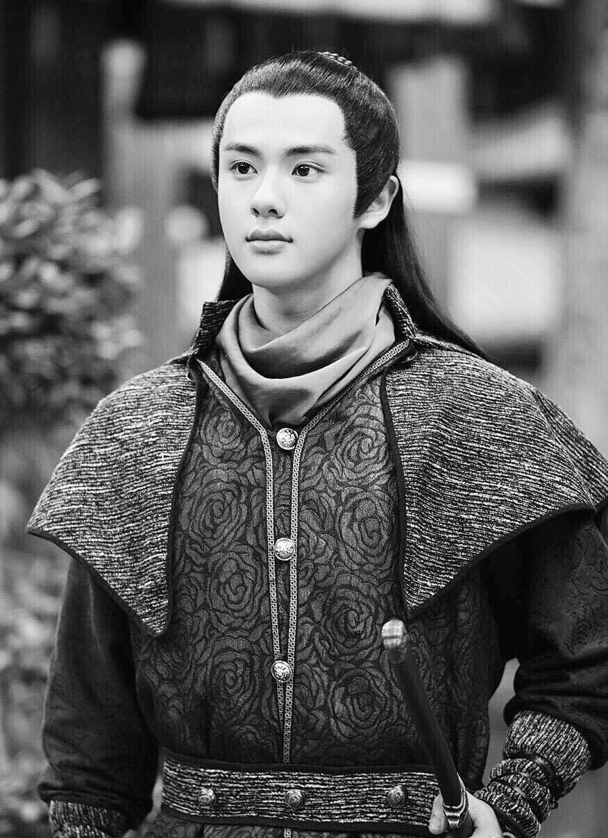 """金瀚王子桀专访:《楚乔传》中""""坏蛋""""和""""忠犬""""的日常"""