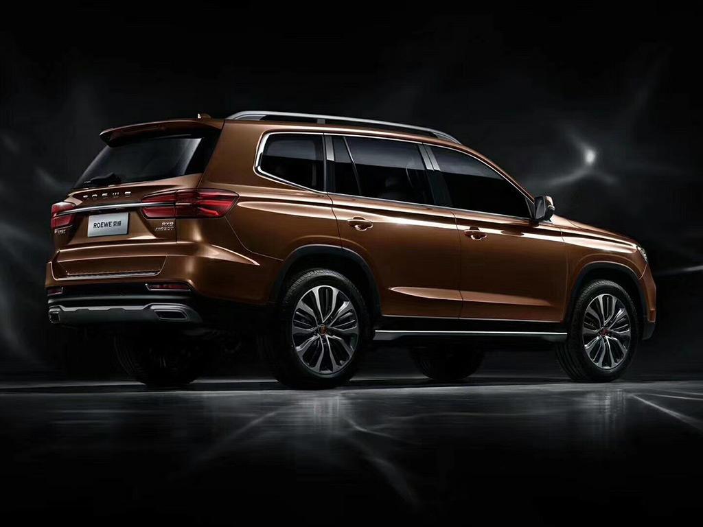 定位7座中大型SUV 上汽荣威RX8官图发布