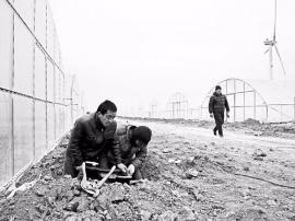 陕州区:安置点前建项目 贫困群众好就业