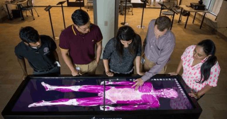美国加州健康科学西部大学开设虚拟现实学习中心| 图片来源:WesternUniversity of Health Sciences