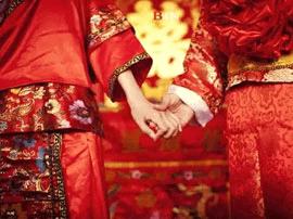 521启封故园水上婚礼  将中式浪漫演绎到极致
