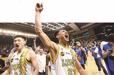 广厦进总决赛 浙江体育史上里程碑式的一场胜利