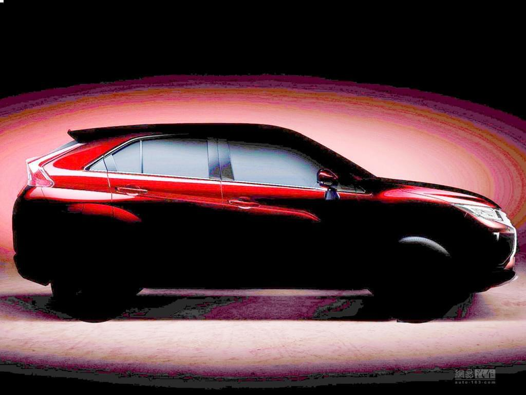 将于日内瓦车展亮相 三菱发布SUV预览图