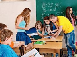 出国读高中升温 中国学生最难的是思维转换