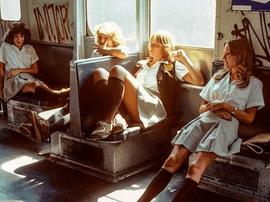 80年代的纽约地铁曾是世上最危险的地方