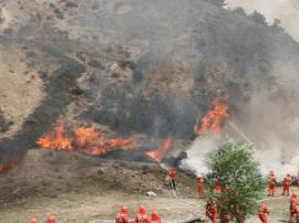 山西:火灾致4名森林消防专业队员遇难