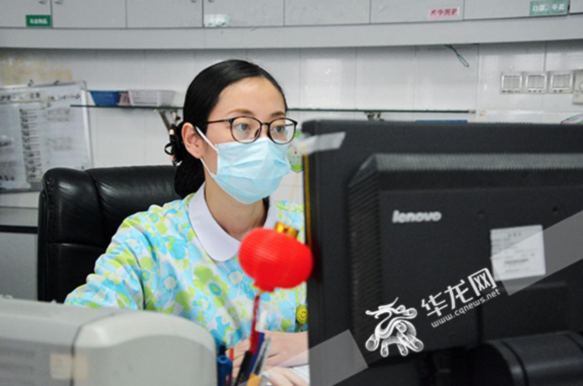军嫂护士的春节:和丈夫视频道平安后 继续坚守岗位