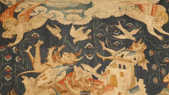 中国天狗、墨西哥星魔:古人如何看待日全食?