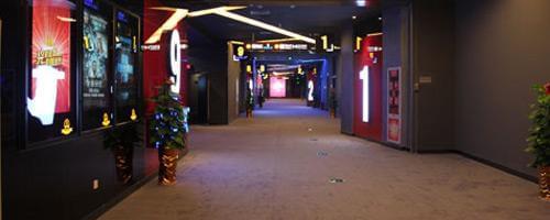 香江铂宫: 2000名客户集体在漳州万达观影