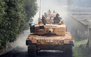 土耳其开始对叙地面行动