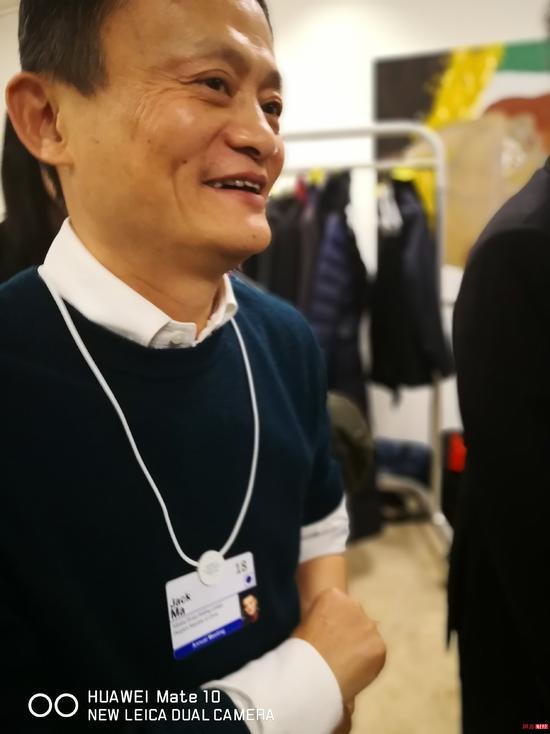 达沃斯花絮:揭秘会议胸牌背后的身份象征