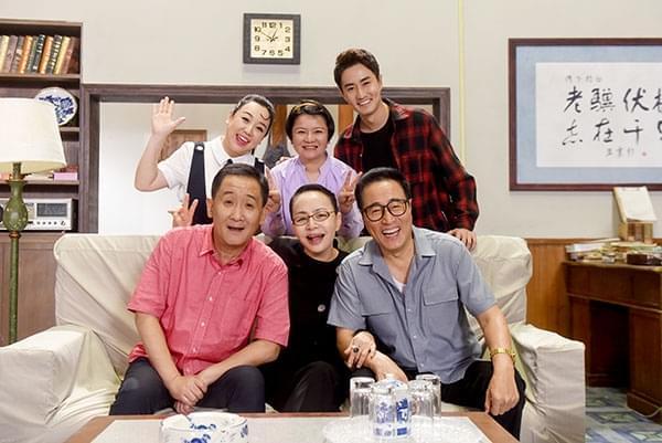 杨玏《演员的诞生》力促《我爱我家》再聚首