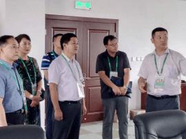 二青会筹委会信息技术部赴天津观摩学习