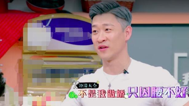 何炅:曹云金是个很走心的人