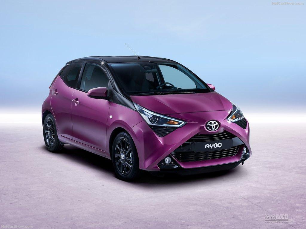 外观升级 丰田新款Aygo将于日内瓦车亮相