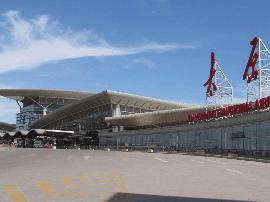 太原机场首次开通太原—宜昌—珠海航班
