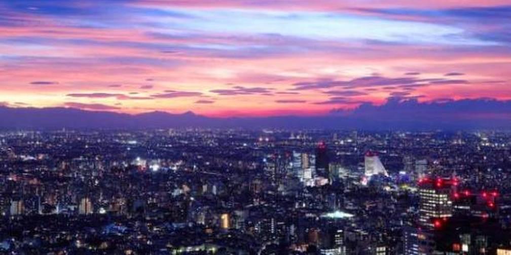 在东京这些地方看浪漫夜景,高大上还免费!