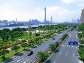 广州第二CBD开建 临江大道东延线或明年建成通车