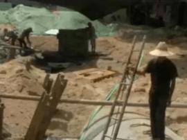 榕一工地天然气管道发生泄漏 周边小区已恢复供气