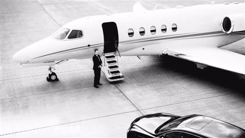 万亿市场待掘金:中国有多少富豪拥有了私人飞机?