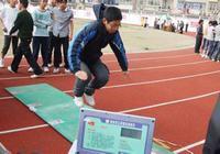 中考体育进入冲刺阶段 全用仪器测评咋拿高分