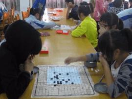 卢氏城关镇中学;社团活动成为学生全面发展摇篮