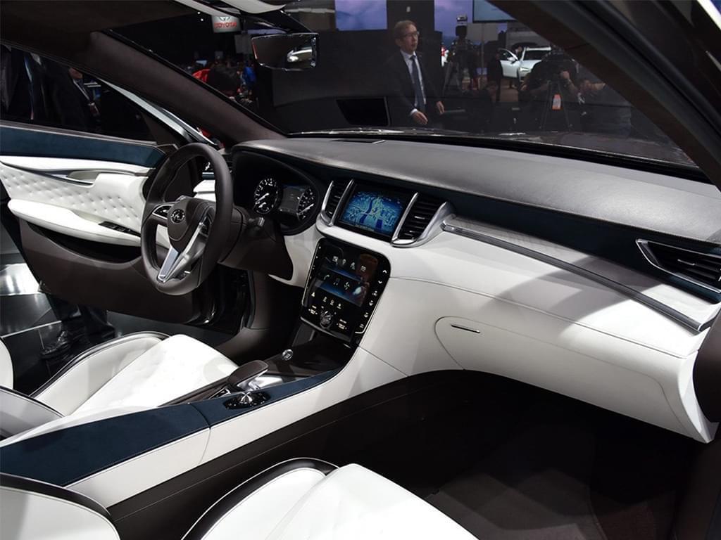 未来或国产 全新QX50将在洛杉矶车展首发