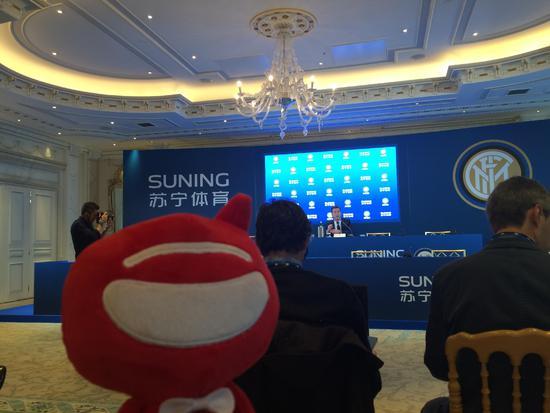 直击-国米股东大会:积极开发市场 球场改造待议