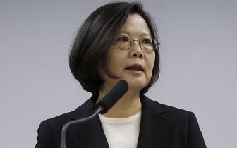 """蔡英文阻国民党赴""""海峡论坛"""" 台媒:要和对岸硬干?"""