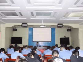 稷山县人民检察院学习《习近平的七年知青岁月》