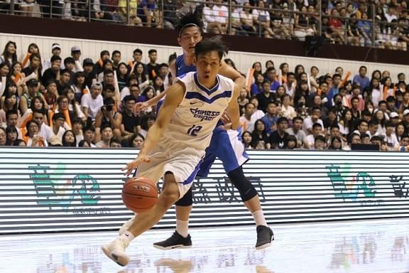 中国台北世预赛36人名单:林志杰回归 戴维斯在列