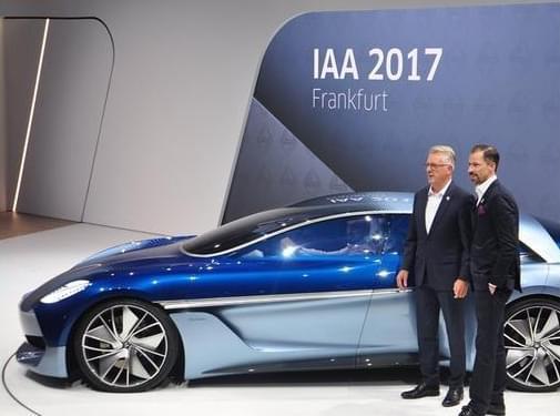 宝沃华立新:新能源车型是终极目标 明年在华投放