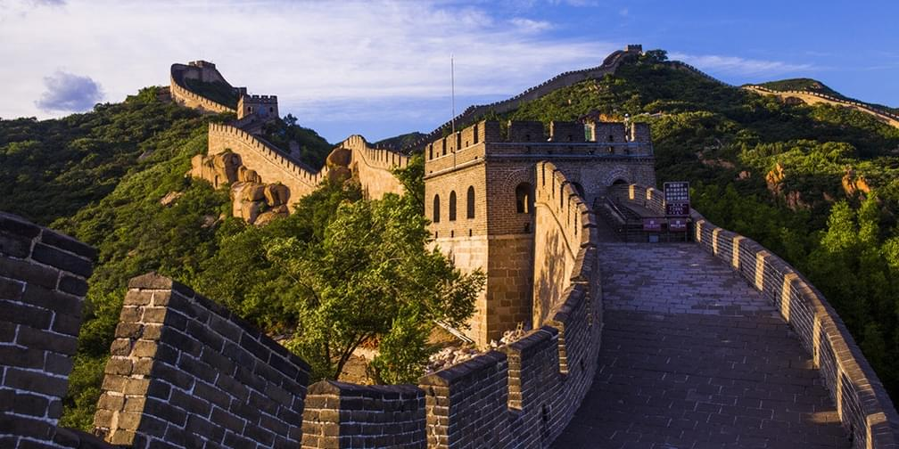 化身宣传大使,马志宇携20多位明星游长城