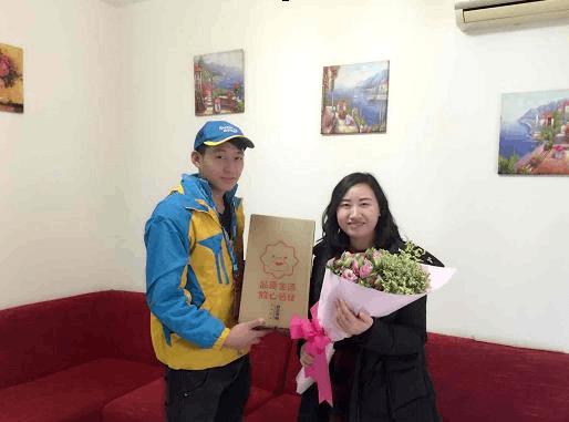 重庆苏宁开展服务体系媒体开放活动