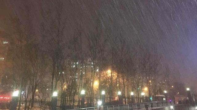 直播:好大的雪!传说中的济南蹲真