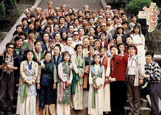 《红楼梦》导演追忆陈晓旭:这样的姑娘太难找