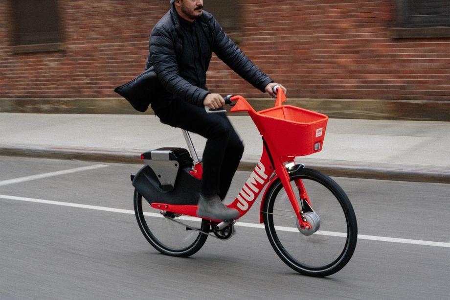 2美元半小时 Uber将在旧金山市投放共享单车