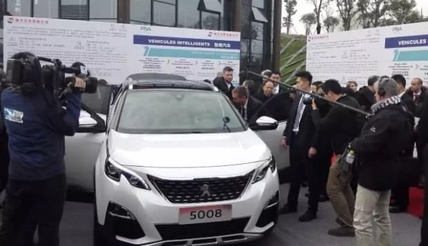 全新中型SUV 东风标致5008将3月30日首发