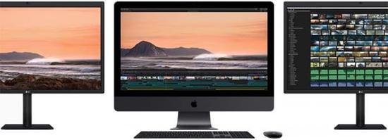 iMac Pro下周将上架苹果实体零售店销售